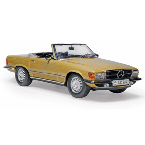 mercedes Benz 350 SI Convertible 1977 Metallic