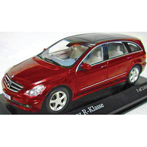 mercedes Benz R Class 2006 Metallic Red