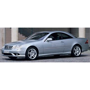 mercedes CL55 AMG 2003