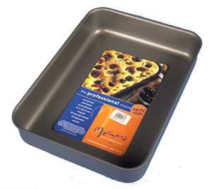 Hard Anodised Baking Dish 31.5cm x 21.5cm
