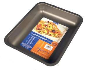 Hard Anodised Yorkshire Pudding Pan