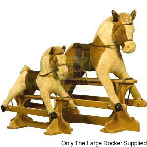 Holly Safety Rocking Horse
