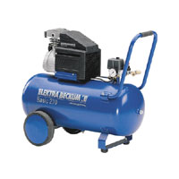Air Compressor 50 Litre Tank 2Hp 240v