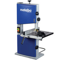 Blue Bas 260 Swift 350W Band Saw 240V With Cast Iron Table