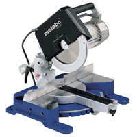 Blue Kgs 301 250mm Compound Mitre Saw 1600W 240V