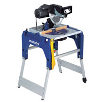 Blue Kgt 501 2100W 250mm Crosscut / Mitre / Table Saw 110V