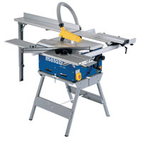 Blue Pk 200 1700W 210mm Precision Table Saw Package 240V