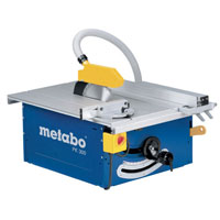 Blue Pk 300 3100W 250mm Precision Table Saw 240V