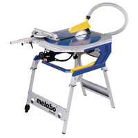 Blue Secanta 1800W 220mm Secanta Table Saw 110V