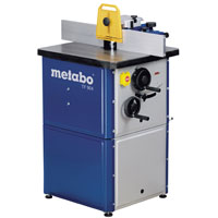 Blue Tf 904 2800W Reverse Rotation Spindle Moulder 400V