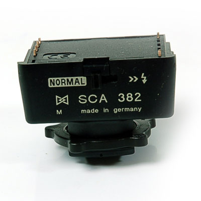 SCA 382 Contax/Yashica