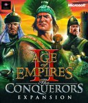 Age of Empires II The Conquerors Expansion PC
