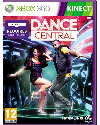 Dance Central (Requires Kinect) on Xbox 360