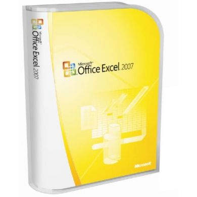 Excel 2007 - Retail Boxed