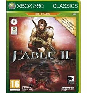 Fable 2 Classics (Incl. GAO Content) on Xbox 360