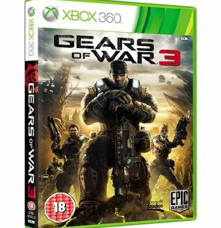 Gears of War 3 on Xbox 360