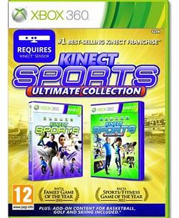 Kinect Sports Ultimate Collection on Xbox 360
