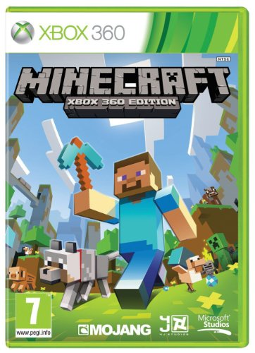 Minecraft is a game about breaking and placing blocks. At first. players build structures to protect against nocturnal monsters but as the game grows. players work together to create wonderful and imaginative things. Suitable for the Xbox 360. You ma