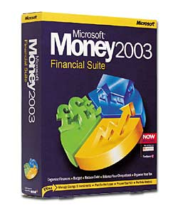 MICROSOFT Money 2003