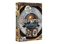 Rise of Nations Gold PC