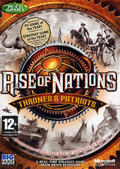 Rise Of Nations Thrones And Patriots PC