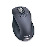 Wireless Optical Mouse Tilt Wheel USB Steel Blue K80-0003