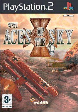 Aces Of The Sky PS2