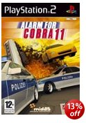 Alarm For Cobra 11 Police Pursuit PS2