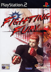 Fighting Fury PS2