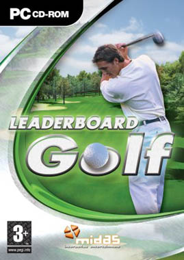 Leaderboard Golf PC