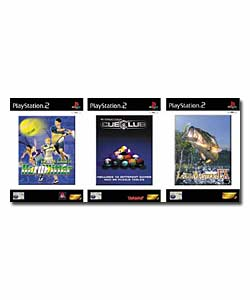Sports Tripple Pack PS2