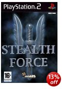 Stealth Force The War on Terror PS2