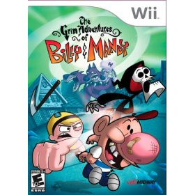 The Grim Adventures of Billy and Mandy Wii