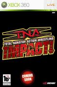 TNA Impact Total Nonstop Action Wrestling Xbox 360