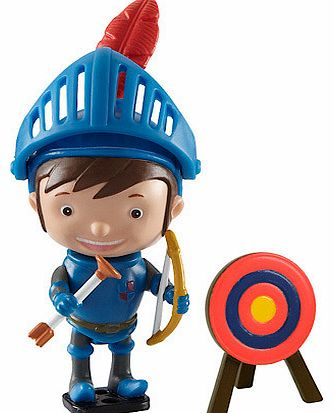 - 8cm Mike Figure with Bow and