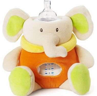 Milkysnugz Elephant Bottle Holder (Orange)