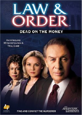 Law and Order Dead on the Money PC