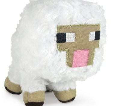 7-inch Plush Sheep
