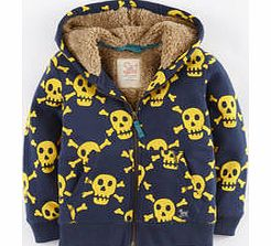 Shaggy Lined Hoody, Storm