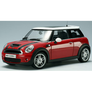 Mini Cooper S 2006 Chilli Red
