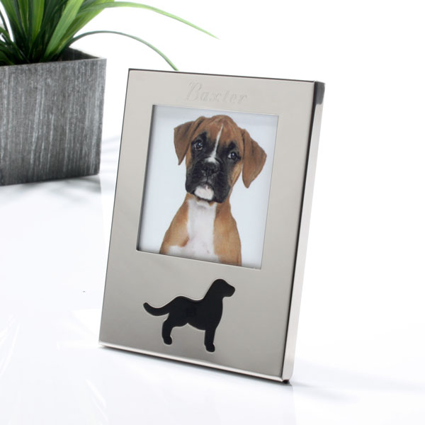 Personalised Dog Frame