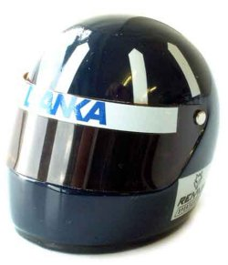 1:8 Scale Helmet - D.Hill 1997 1/8