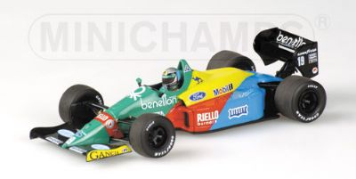 Benetton Ford B188 A. Nannini New in Green