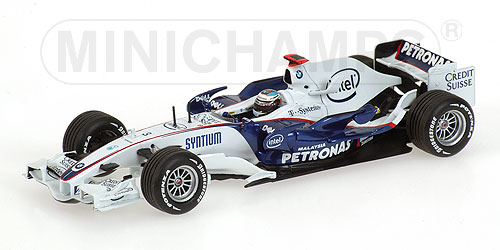 BMW Sauber F1 Team Showcar N.Heidfeld 2008