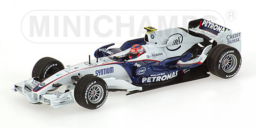 BMW Sauber F1 Team Showcar R.Kubica 2008