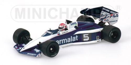 Brabham BMW BT52  N.Piquet 1983 World Champion