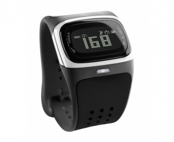 Mio ALPHA White Strapless Heart Rate Monitor