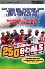 Miscellaneous 250 Great Premiership Goals UMD Movie PSP