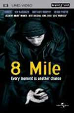 Miscellaneous 8 Mile UMD Movie PSP