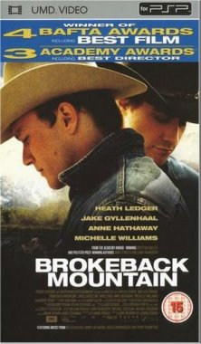 Miscellaneous Brokeback Mountain UMD Movie PSP
